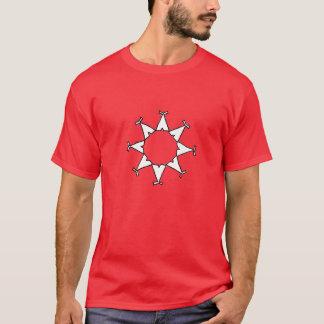 Camiseta Hombres de Oglala Lakota