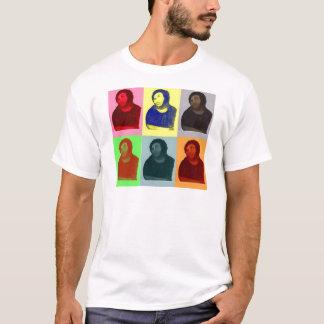 Camiseta Homo de Ecce - estilo del arte pop
