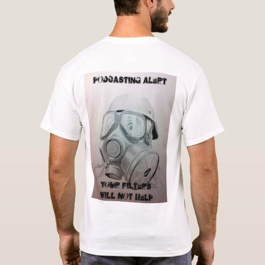 Camiseta Hora feliz de la ciencia ficción - A