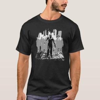 Camiseta Horda del zombi