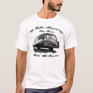 Camiseta horizontal del Limo de Bubba