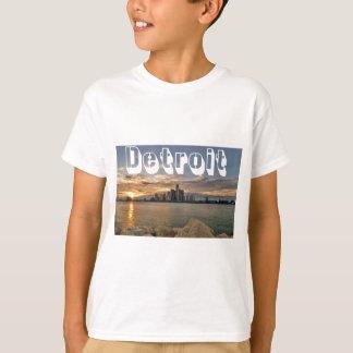 Camiseta Horizonte de Detroit