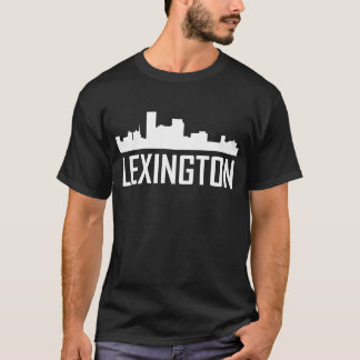 Camiseta Horizonte de la ciudad de Lexington Kentucky
