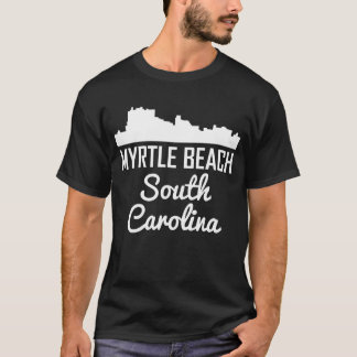 Camiseta Horizonte de Myrtle Beach Carolina del Sur
