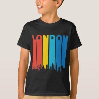 Camiseta Horizonte retro de Londres