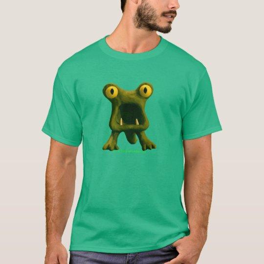 Camiseta horrible del monstruo