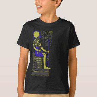 Camiseta Horus el halcón Egyption Heiroglyph