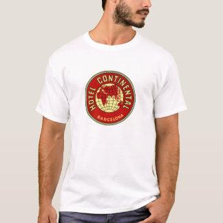 Camiseta Hotel Continental