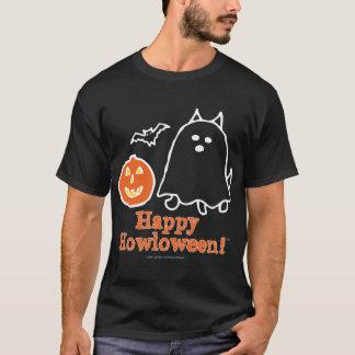 Camiseta Howloween feliz (fantasma)