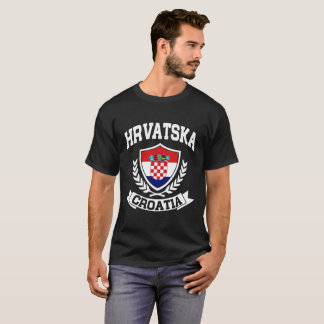 Camiseta Hrvatska Croacia