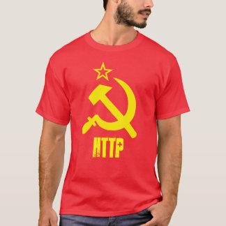 CAMISETA HTTP - CCCP AMARILLO