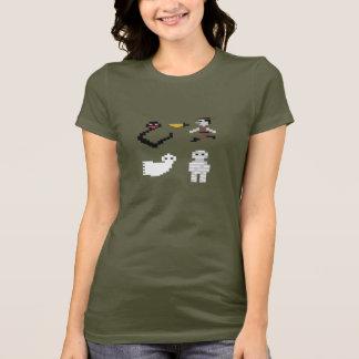 Camiseta Huelo a una momia