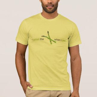 Camiseta Huelo el espárrago