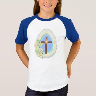 Camiseta Huevo y cruz de la ventana