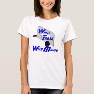 Camiseta Humor del campista del remolque de aluminio del