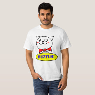 Camiseta ¡Huzzuh!