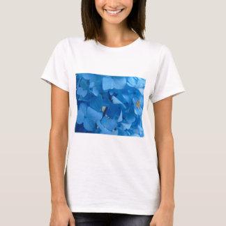 Camiseta Hydrangeas azules