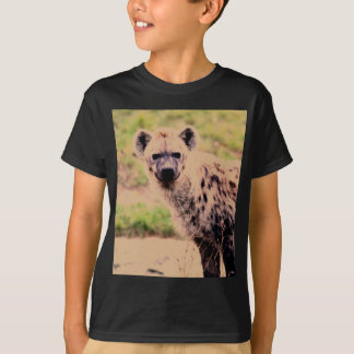 Camiseta hyena