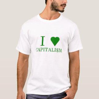 Camiseta I capitalismo del corazón
