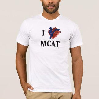 Camiseta I corazón MCAT