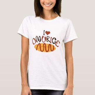 Camiseta I corazón Omurice