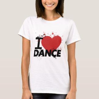 Camiseta I danza del corazón