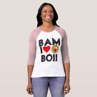 Camiseta I love BAMBO FC