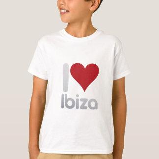 CAMISETA I LOVE IBIZA