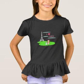 Camiseta I love Paris