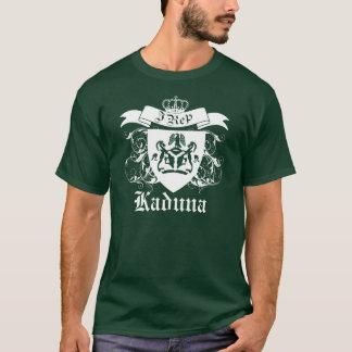 Camiseta I plantilla del representante Kaduna