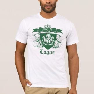 Camiseta I plantilla del representante Lagos