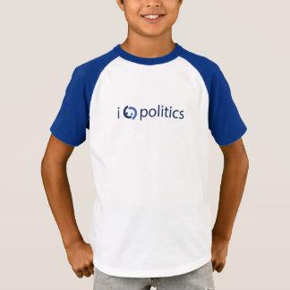 Camiseta I política del corazón (quizá demasiado)
