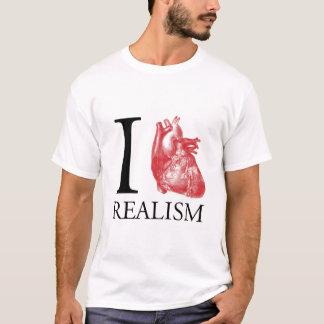 Camiseta I realismo del corazón