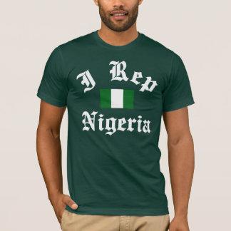 Camiseta I representante Nigeria
