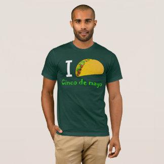 Camiseta I Taco Cinco de Mayo
