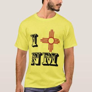 Camiseta I Zia New México