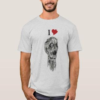 Camiseta I zombis del corazón