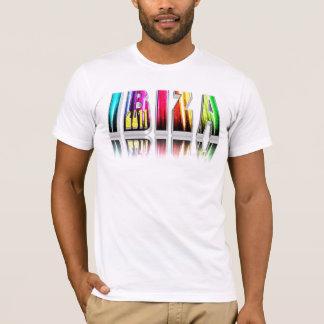 Camiseta Ibiza 2011 letras