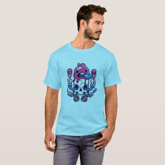 Camiseta ice cream skull