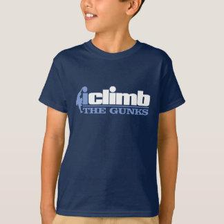 Camiseta iclimb 2 (los Gunks)