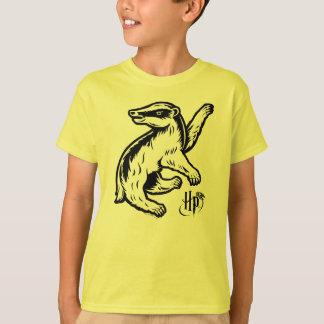 Camiseta Icono del tejón de Harry Potter el   Hufflepuff