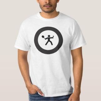 Camiseta Icono fresco del deporte del TENIS el |