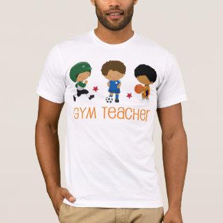Camiseta Idea del regalo del profesor de gimnasio