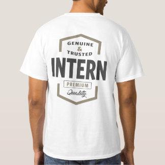 Camiseta Ideas del regalo del logotipo del interno
