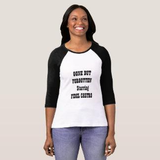 Camiseta Ido pero olvidado, Fidel Castro