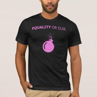 Camiseta Igualdad o bien