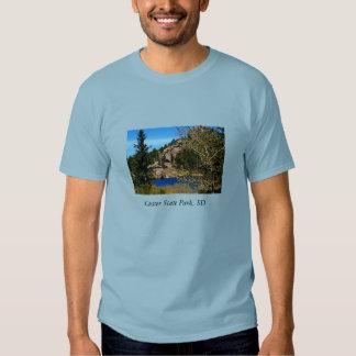 Camiseta II del parque de estado de Custer