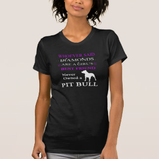 Camiseta ilimitada de Pitbull por Pitshirts