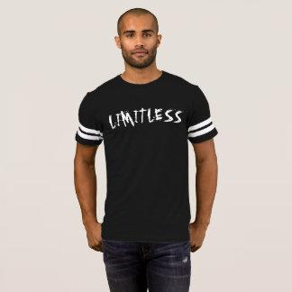 Camiseta ilimitada del deporte