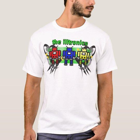 Camiseta ¡Illtronics monta!